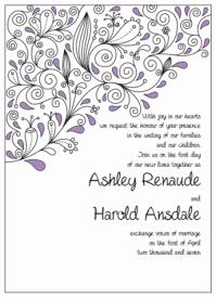 wedding invitations templates