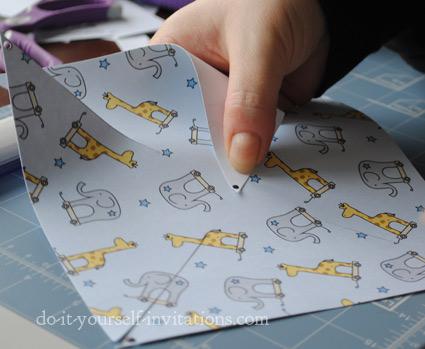 DIY printable birthday invitation templates