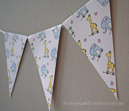 printable 1st birthday bunting