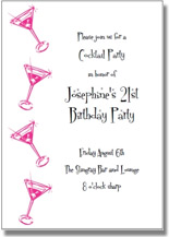Printable Birthday Invitations DIY Templates And Party Kits - 21st birthday invitation templates