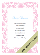 printable baby shower invitations
