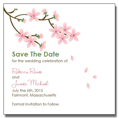 Free Wedding Save The Date Templates Tbrbinfo – Free Wedding Save the Date Templates