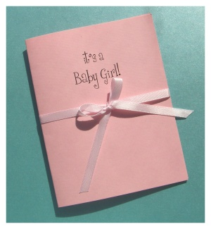 Make baby shower invitations quick and easy diy ideas baby girl shower invitations filmwisefo