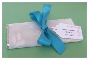 Make bridal shower invitation candy bars handmade bridal shower invitation solutioingenieria Images