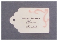 make tag bridal shower