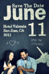 unique save the dates