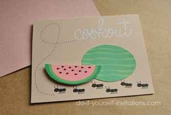 diy printable cookout invitations