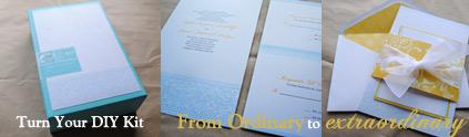Do it yourself wedding invitations printing onto diy kits and more do it yourself wedding invitations solutioingenieria Images