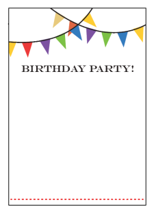 Newest of Our FREE printable invitations templates