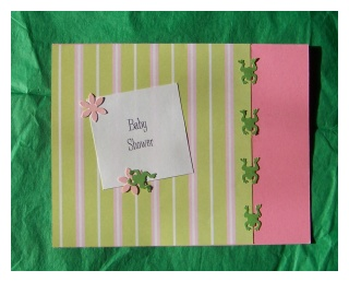 Frog baby shower invitation diy make your own frog baby shower invitation filmwisefo