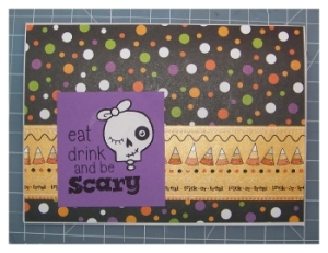 Halloween invitations birthday party