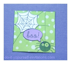 make halloween party invitations