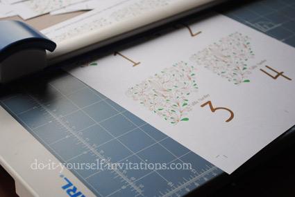 diy table numbers template