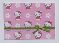 birthday invitations with ribbon