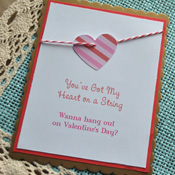 Valentines invitations