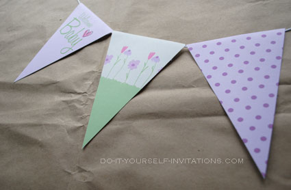 printable party bunting