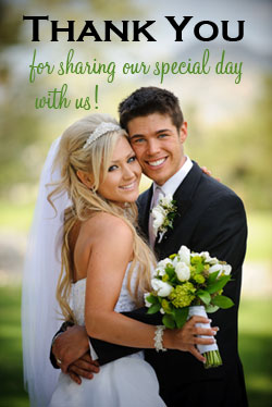 Make Photo Wedding Thank You Cards