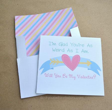 Printable valentines day cards free printable valentines day cards solutioingenieria Choice Image