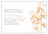 printable fall wedding invitations