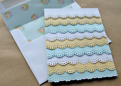 more diy baby shower invitation ideas easy baby shower invites