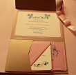 hand drawn wedding invitations