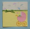 handmade baby shower invitations