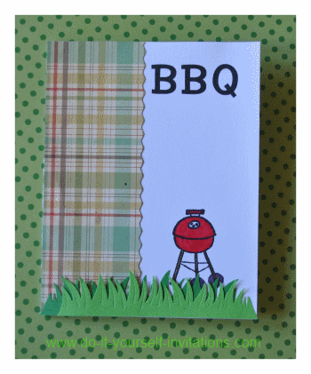 barbecue invitations