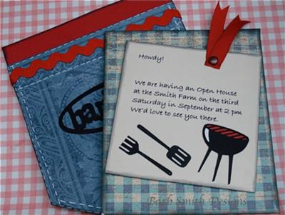 Barbeque Invitations