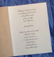 make beach wedding invitations