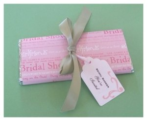 make bridal shower invitation