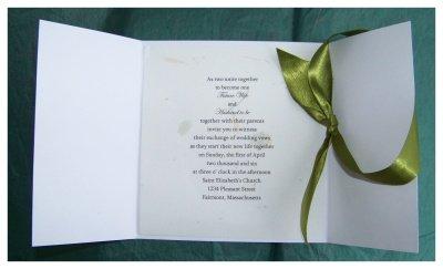 make celtic wedding invitations