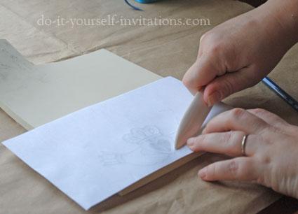 make diy irish wedding invitations