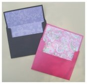 make wedding invitation envelopes