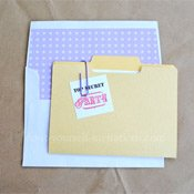 surprise party Invitations Template