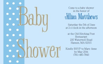 Free Printable Baby Shower Invitations  Baby Shower Flyer Templates Free