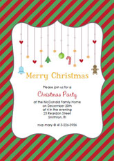 Make diy christmas party invitations printable christmas invitations solutioingenieria Gallery