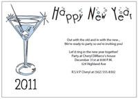 New Years Eve invitations