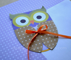 DIY Printable Kids Birthday Invitations Crafty Customizable Owl For A Guess Whoo