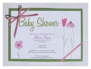 Diy printable invitations and templates cute as can be baby shower invitation templates and printable party kits offer a perfect solution to a personalized shower invite to fit your party theme stopboris Image collections