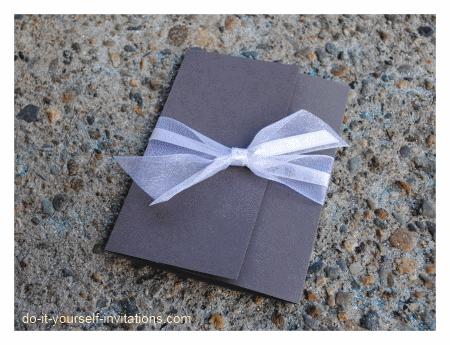 winter wedding invitations